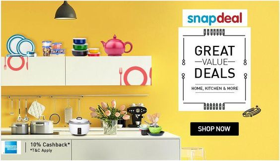 Great value Deals On Home KItchen & More!!! Visit The Below Link For More http://goosedeals.com/home/details/snapdeal/87386.html