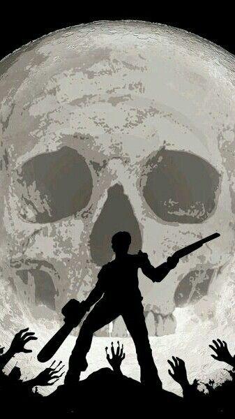 Evil Dead Ash Evil Dead Movies Ash Evil Dead Horror Movie Icons