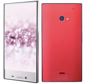 Nuevo Sharp presenta su nuevo teléfono sin marcos, el Sharp AQUOS Crystal 2