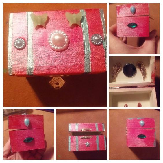 Check out this item in my Etsy shop https://www.etsy.com/listing/398028855/angel-in-a-box