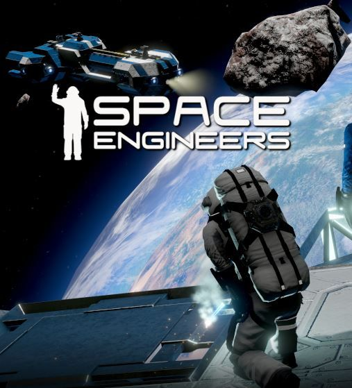 Space Engineers Is An Open World Sandbox Game Defined By