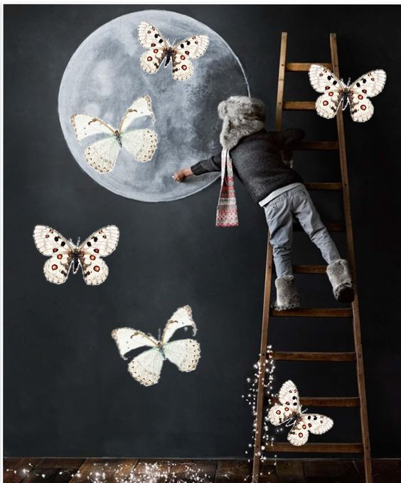 Butterflies are free..(Susanna) created with Bazaart by @Susanna Townsend