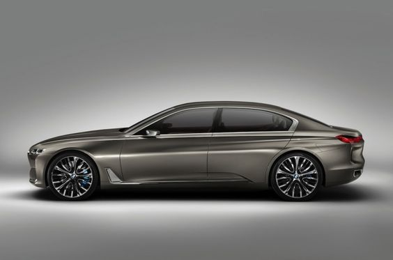 BMW 7-Series Concept Car