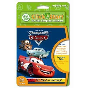 Leapfrog Click Start Cars: The Road To Learning (Toy)