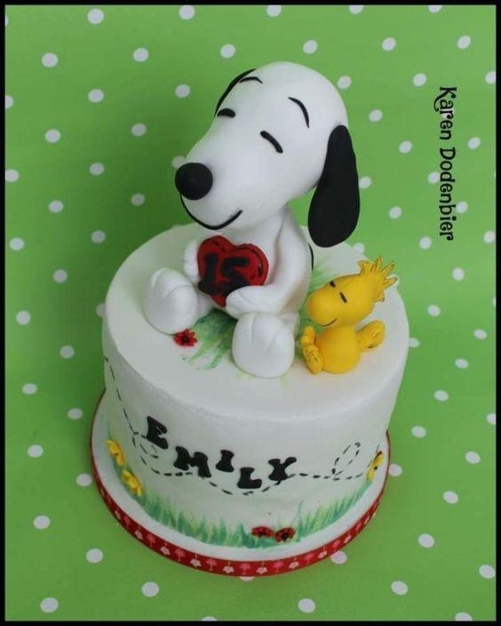 Snoopy by Karen Dodenbier