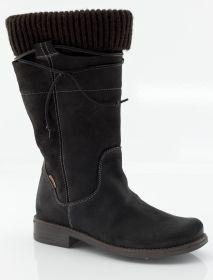 FRODDO shoes -416060-1  Кожна чизма со страничен патент. Анатомска со кожна влошка, лесно свитлива и иделана за секое стапало. Производство на Ivancica- Р Хрватска  http://shopping.tc.mk/zhenski-chizmi/c/167571