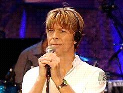 "allthenobodyppl: trendy-rechauffe: ""I just... on David Bowie Gifs"