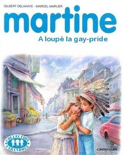 Top 30 des détournements de «Martine», la parodie qui ne vieillit pas:
