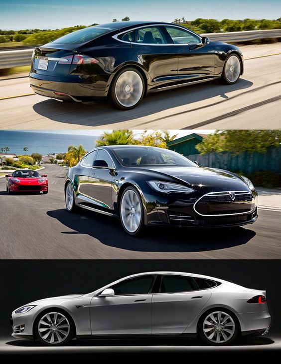 Tesla Model S. As green as your valley and superb styling but get this.....The top of the range model can do 0 to 60mph in 3.1 seconds!!!!!
