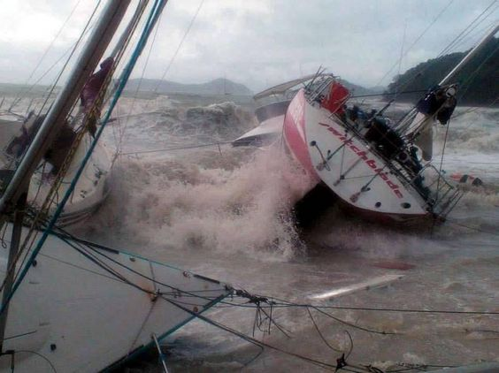 Accidents and disasters associated with ships and yachts ...