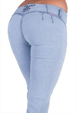 U-Turn Jeans For Women-Traffic Stopping Brazilian Lift Jeans On