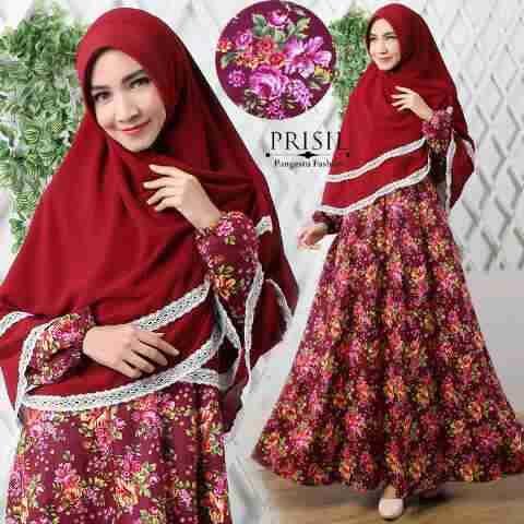 Model Lengan Baju Gamis Katun Jepang Model Lengan Baju Baju Muslim