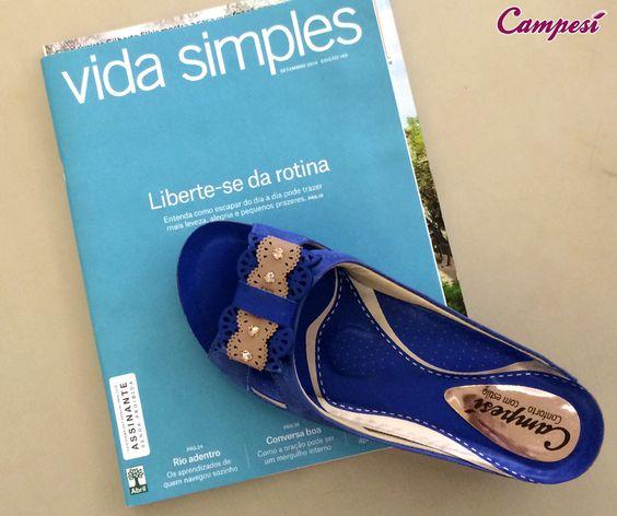Este produto é certificado pelo IBTEC, o selo indicador de conforto que testa requisitos como a absorção do impacto. Liberte-se da rotina com conforto de verdade, testado e aprovado por quem mais entende do assunto! #conforto #shoes #fashion #moda Loja virtual: www.lojacampesi.com.br