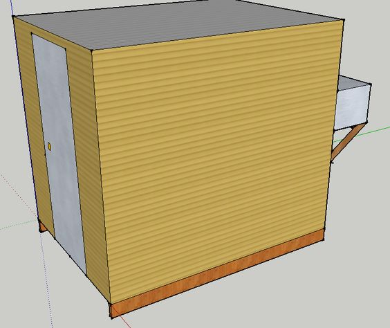Pinterest the world s catalog of ideas for Build your own walk in beer cooler