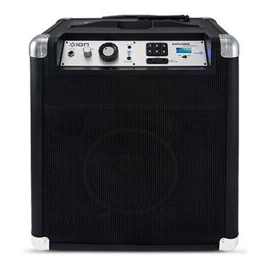 Block Rocker Explorer Sound System w/ Bluetooth Sams Club:  149.88