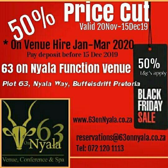 Black Friday Special Special Blackfriday Weddingvenues Venue Wedding Birthday Function 63 On Nyala Function Black Friday Special Venues Wedding Venues