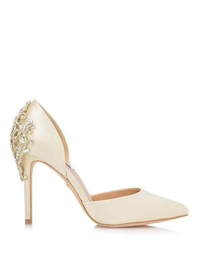 8d8d9c87a6ae4 Karma by Badgley Mischka - Eternal Bridal Wedding Shoes
