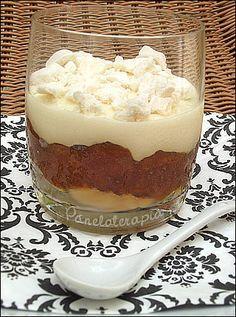 PANELATERAPIA - Blog de Culinária, Gastronomia e Receitas: Pavê de Banana