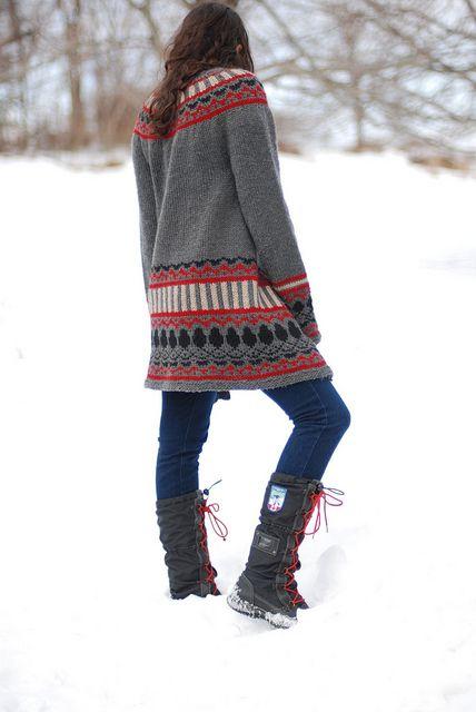 Andokides Jacket by Kirsten Kapur