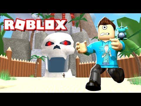 Escape Treasure Island Obby In Roblox Microguardian Youtube