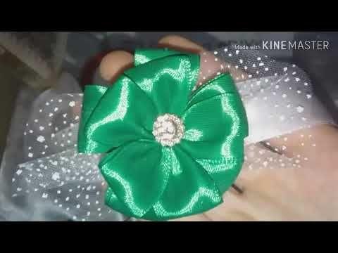 مشروع مربح كيفية عمل ربطات انيقة بالحاشية لتزيين جهاز العروس Easy Diy Youtube Floral Floral Rings Flowers