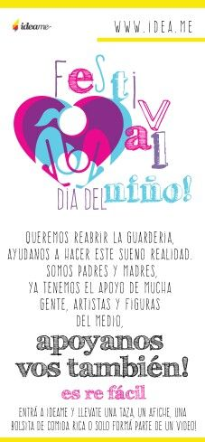Festival #diadelniño