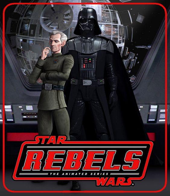 ¡Únete al equipo en el nuevo Spot de 'Star Wars: Rebels'!