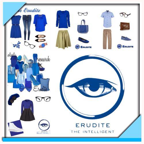 Erudite clothes!!!