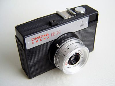 「SMENA 8M」LOMO社製フィルムカメラ / Film camera manufactured by LOMO