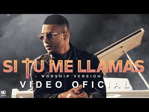 Indiomar Si Tu Me Llamas Worship Version 2019 Youtube Casi Angeles Personajes Youtube Musica Cristiana