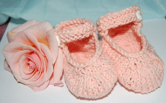 Ravelry: Baby Janes by Valerie Johnson