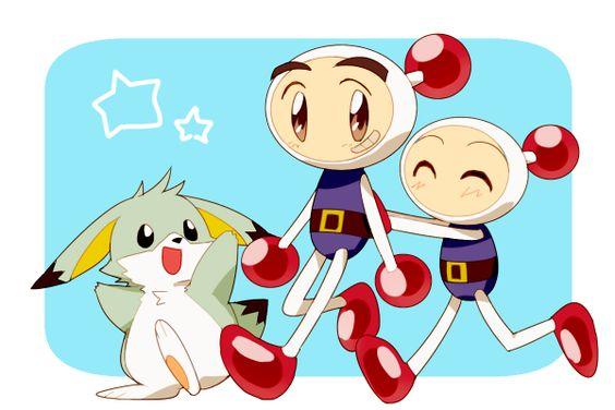 ルーイとマイティと白ボン