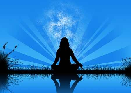 Creahoy - Cartel Seminario Aprende a Meditar