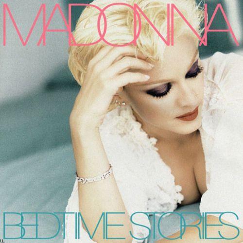"""4 - """"Bedtime Stories"""" de Madonna. Creo que es el disco de MDNA que más me gusta por todo el R'n'B. Desafío #5discos5dias al que me invitó @emili_mg1969"""