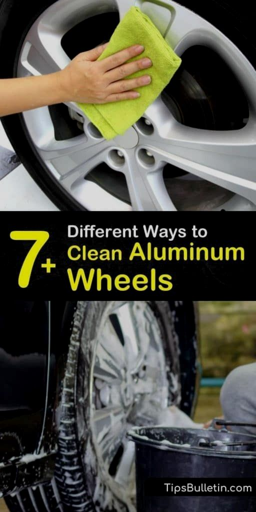 Pin By Lauralee Saiz On Cleaning How To Clean Aluminum Aluminum Wheels Cleaning