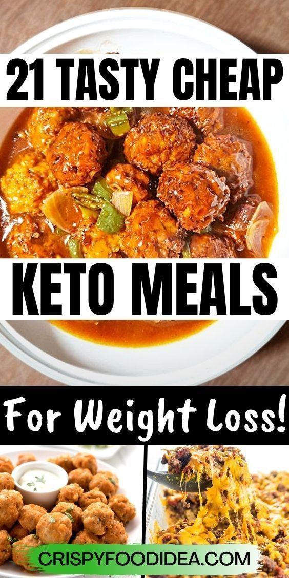 cheap keto meal