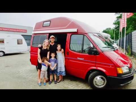 Dream Campervan 1993 Nugget Campervan For Sale Youtube With Images