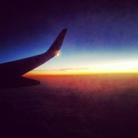 En el vuelo a C¤ST@ R¡C@!