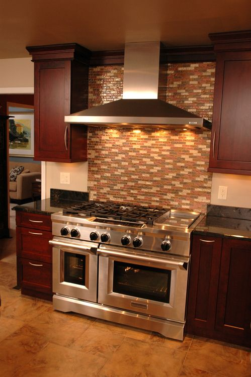 How to select the right kitchen appliances for your remodel stove stove hoods and cabinets - Gas electric oven best choice cooking ...