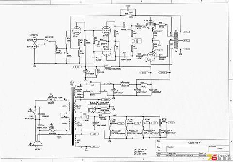 Válvulas de Previo CAYIN CS-55A A02af0e8ef257767ea4f45ef356a1995