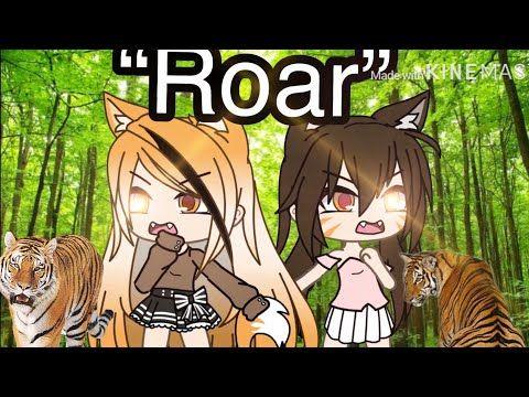Roar Glmv Read Desc Youtube Cute Disney Drawings Anime Chibi Anime