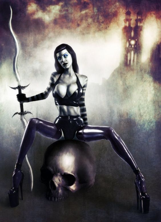 ' Heavy Metal Submission ' by Menton J. Matthews III aka Menton3