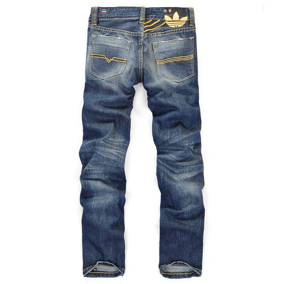 Adidas JEANS | Home :: Diesel Adidas Jeans :: Diesel Adidas Golden Lap Jeans 8015
