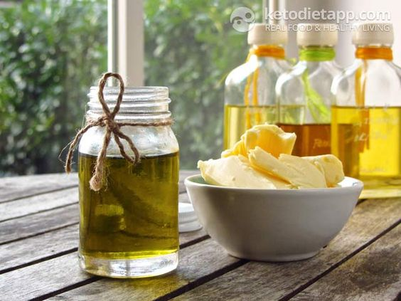 Complete Guide to Fats & Oils on a Low-Carb Ketogenic Diet The KetoDiet Blog