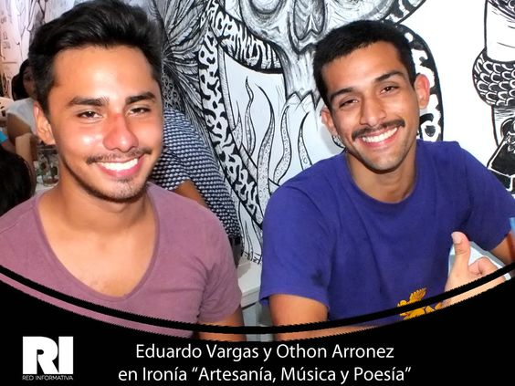 Eduardo Vargas y Othon Arronez