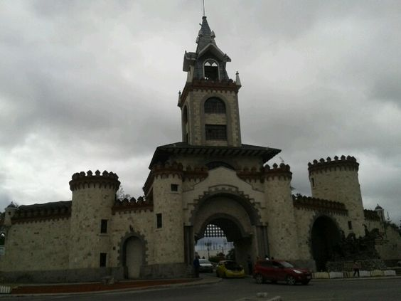Su arquitectura #LojaEcuador