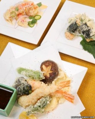 "See the ""Nobu's Tempura"" in our Seafood Appetizer Recipes gallery"