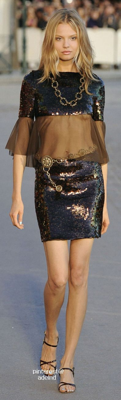 Chanel Resort 2011