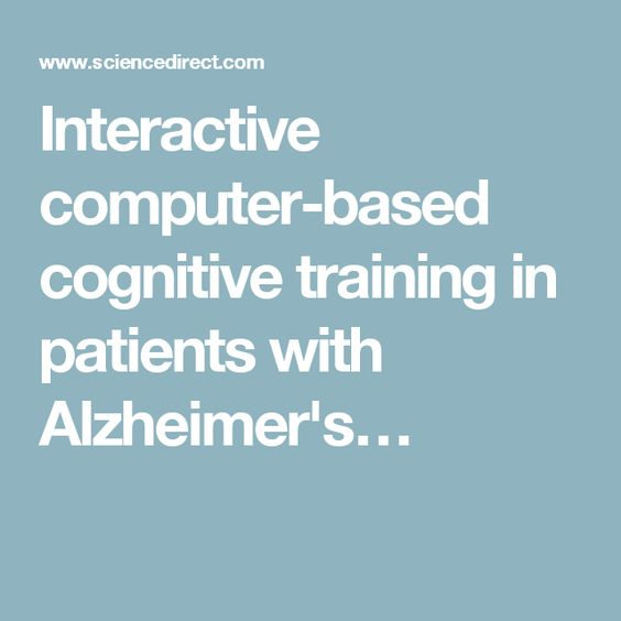 Dissertation on computer based training