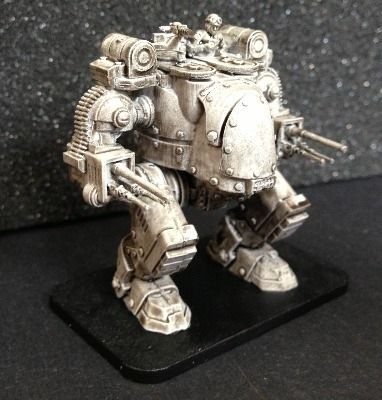 Blister pack contains 1 x 15mm resin and metal finely detailed United States Kodiak Assault Medium Walker. Models are supplied unpainted. Assembly required. Model based on Plastic Soldier Company Medium base, available separately in the web store